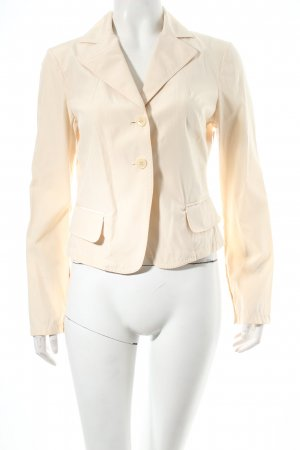 Stefanel Blazer hellbeige Business-Look