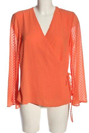 Stefanel Boléro orange clair style décontracté