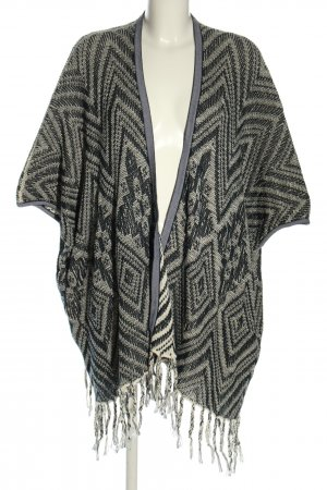 Stefanel Cardigan Allover-Druck Casual-Look