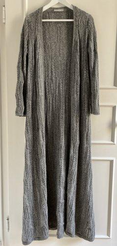 Stefanel Cardigan grey-light grey