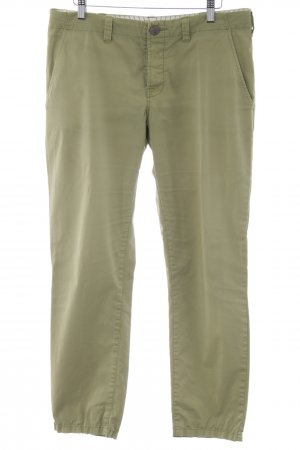 Stefanel Chinos khaki casual look