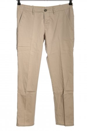 Stefanel Chinohose khaki Casual-Look