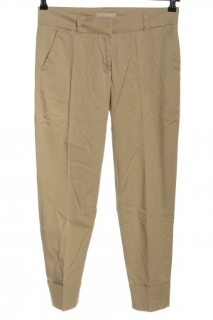 Stefanel Pantalone chino bianco sporco stile casual