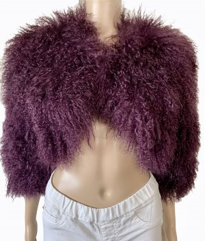 Stefanel fur coat