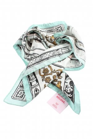 Stefanel Neckerchief themed print business style