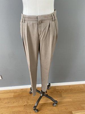 Stefanel Peg Top Trousers beige