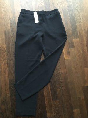 Stefanel Hose Anzugshose elegant schwarz Gr. 44 NEU