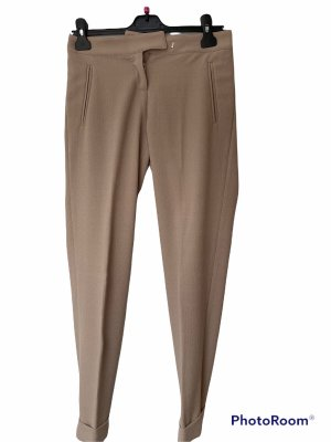 Stefanel Pleated Trousers multicolored