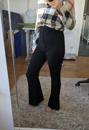 Stefanel Hoge taille broek zwart