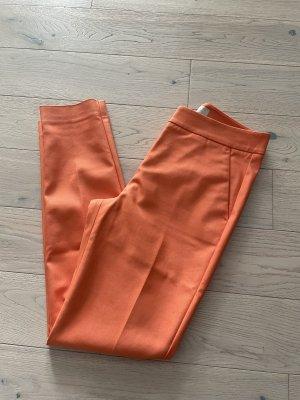 Stefanel 7/8 Length Trousers dark orange