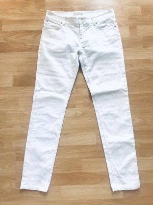 Stefanel Slim Jeans white