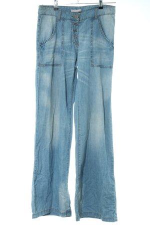 Stefanel Jeans Marlenejeans blau Casual-Look