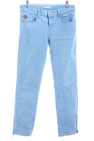 Stefanel Jeans Skinny Jeans himmelblau Casual-Look