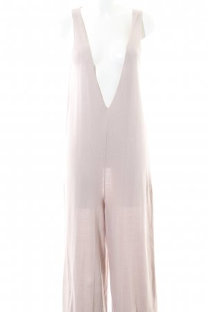 Stefanel Jumpsuit creme Casual-Look