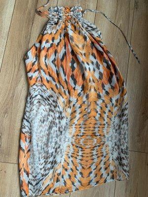 Stefanel Bandeau Dress multicolored