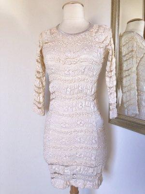 Stefanel Kleid Spitzenkleid Sommerkleid