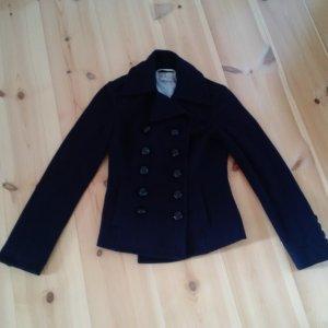 Stefanel, kurze Jacke aus Wollgemisch