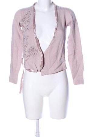 Stefanel Kurzjacke pink Casual-Look