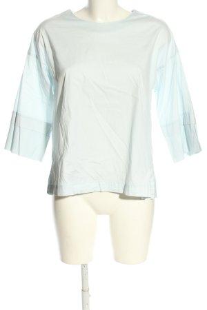Stefanel Langarm-Bluse weiß Casual-Look