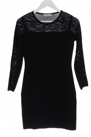 Stefanel Longsleeve Dress black casual look