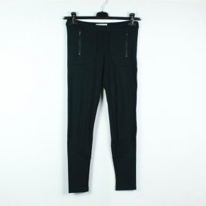 STEFANEL Legging Gr. XS tannengrün (19/11/392)