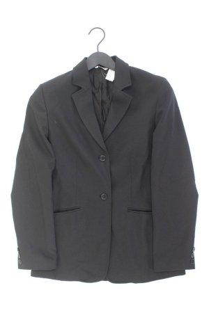 Stefanel Longblazer Größe S schwarz aus Polyester