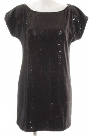 Stefanel Longshirt schwarz Elegant