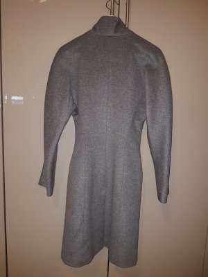 Stefanel Gabardina tipo vestido gris