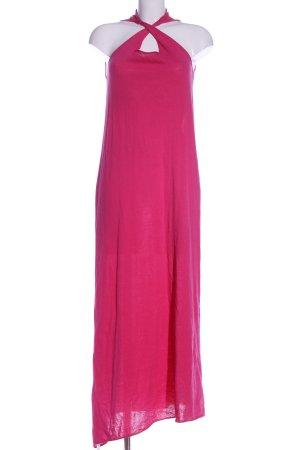 Stefanel Maxikleid pink Elegant