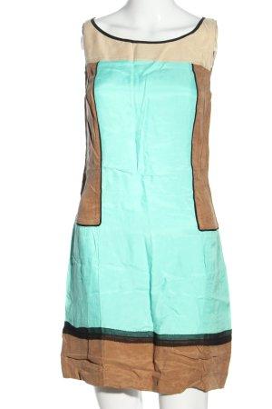 Stefanel Minikleid mehrfarbig Casual-Look