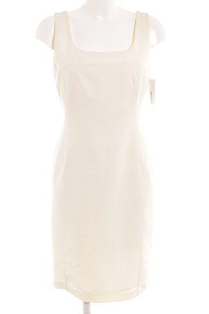 Stefanel Minikleid wollweiß Elegant