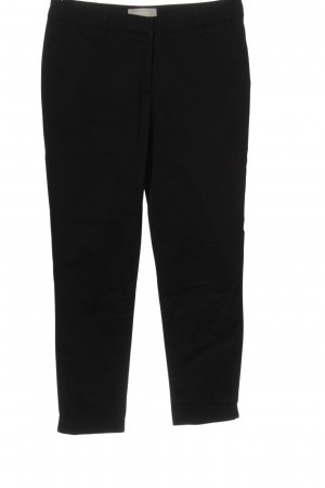 Stefanel Drainpipe Trousers black business style