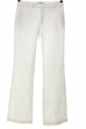 Stefanel Flares white casual look