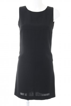 Stefanel Robe tube noir style d'affaires
