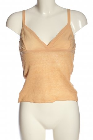 Stefanel Schlupf-Bluse nude Casual-Look