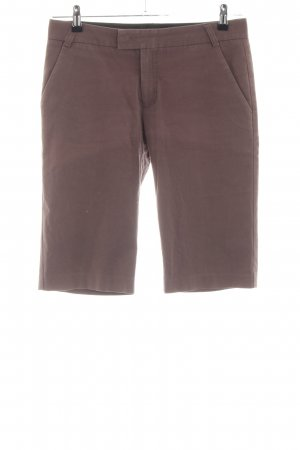 Stefanel Shorts braun Casual-Look