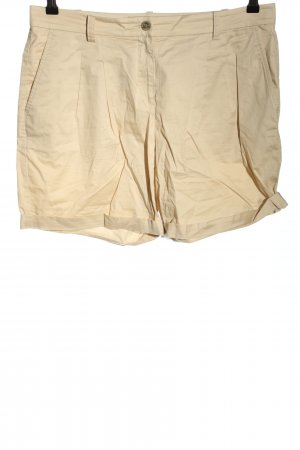 Stefanel Shorts creme Casual-Look