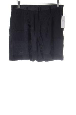 Stefanel Shorts schwarz Casual-Look