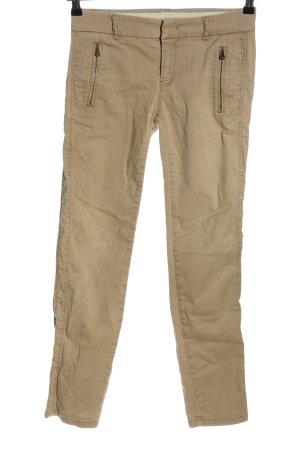 Stefanel Skinny Jeans braun Casual-Look