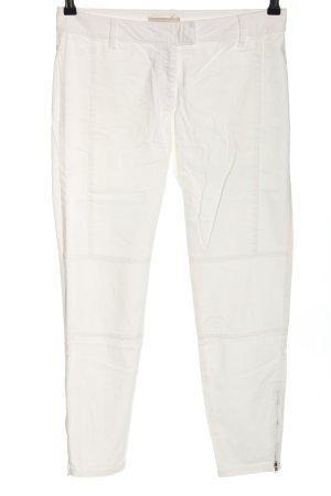 Stefanel Slim Jeans weiß Casual-Look
