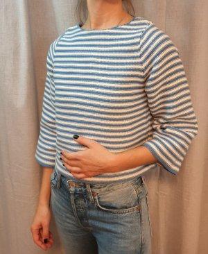 Stefanel Streifen Strick Pullover