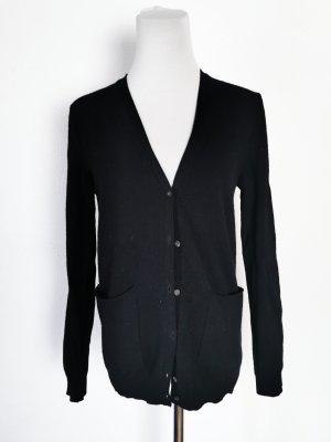 Stefanel Cardigan tricotés noir