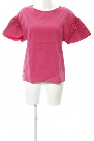 Stefanel T-Shirt pink Street-Fashion-Look