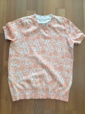 Stefanel Top lavorato a maglia bianco sporco-arancione chiaro