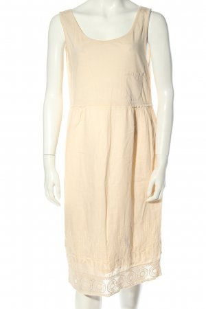Stefanel Trägerkleid creme Elegant