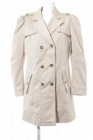 Stefanel Trenchcoat beige Casual-Look