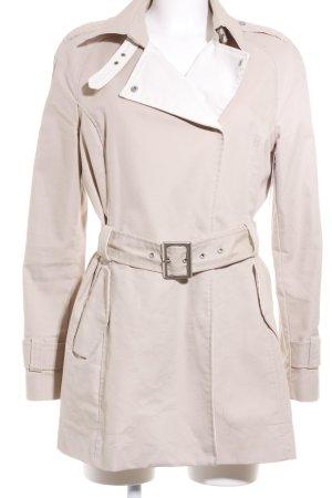 Stefanel Trenchcoat beige Casual-Look