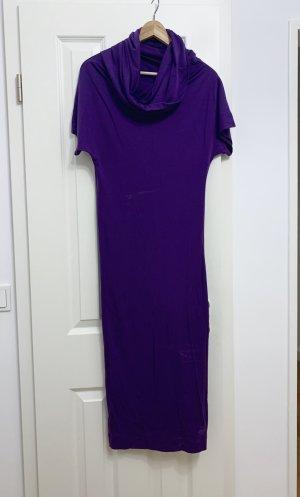 Stefanel Tube Dress dark violet