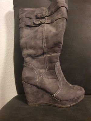 Graceland Winter Boots grey