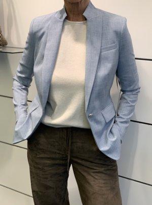 Steffen Schraut Klassischer Blazer azzurro